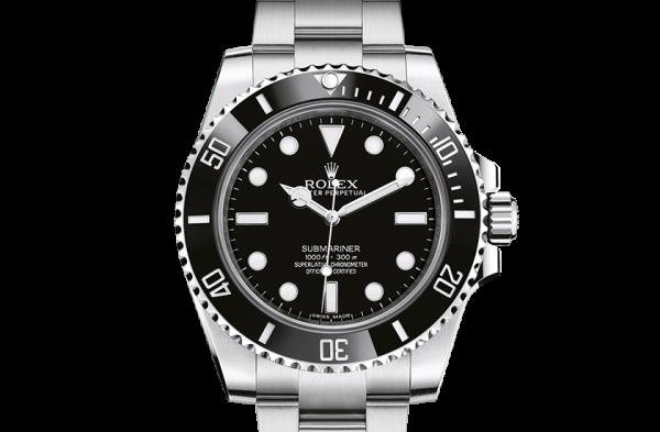 replika rolex Submariner østers 40mm stål 114060