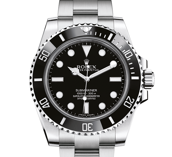 replika rolex Submariner østers 40mm stål 114060