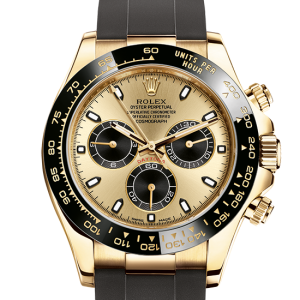 Perfekt rolex Cosmograph Daytona østers 40mm gul guld 116518LN