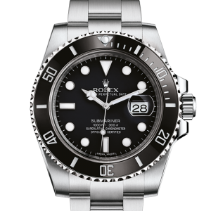falsk rolex Submariner østers 40mm stål 116610LN