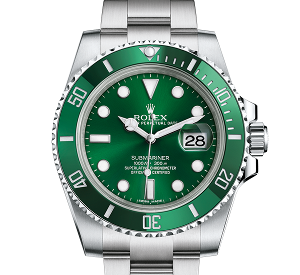 kopi rolex Submariner østers 40mm stål 116610LV