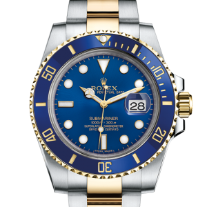 billig rolex Submariner østers 40mm stål og gul guld 116613LB