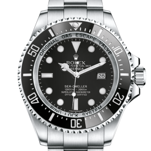 købe rolex Sea-Dweller østers 44mm stål 116660