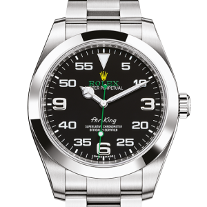 købe rolex Air-King østers 40mm stål 116900