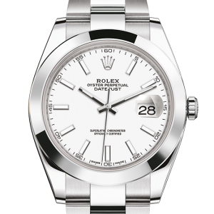 replika rolex Datejust østers 41mm stål 126300
