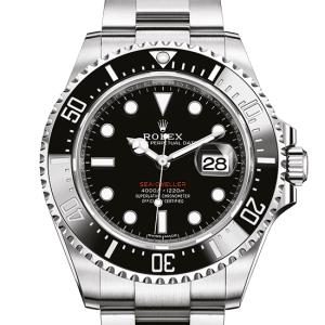 replika rolex Sea-Dweller østers 43mm stål 126600