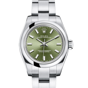 salg rolex Oyster Perpetual østers 26mm stål 176200