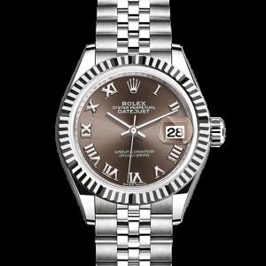 Perfekt rolex Datejust østers 28mm stål og hvidguld 279174