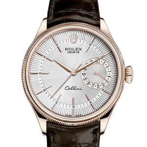 falsk rolex Cellini 39 mm 18 ct rose guld 50515