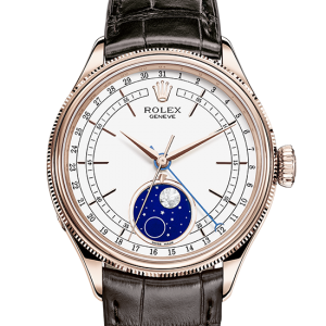Perfekt rolex Cellini 39 mm 18 ct rosa guld 50535