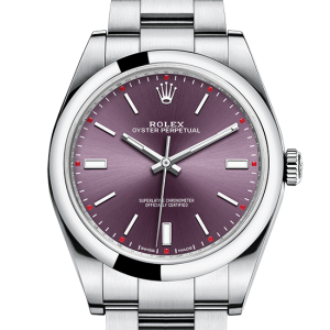 bedst rolex Oyster Perpetual østers 39mm stål 114300
