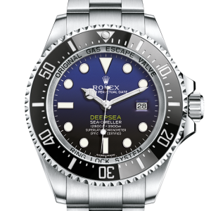 bedst rolex Sea-Dweller østers 44mm stål 116660