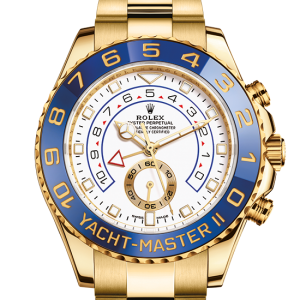 replika rolex Yacht-Master østers 44mm gul guld 116688