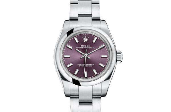 top rolex Oyster Perpetual østers 26mm stål 176200